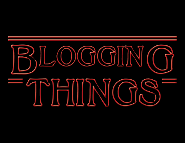 BLOGGERTHINGS